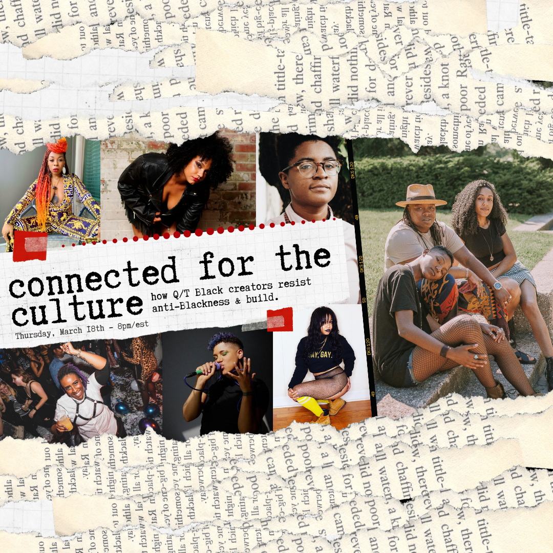 Connected For The Culture: How QT Black Creators Build Through The Pandemic.